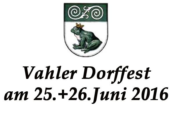 2016.06.25 Vahler Dorffest