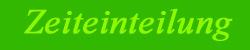 logo Zeiteinteilung
